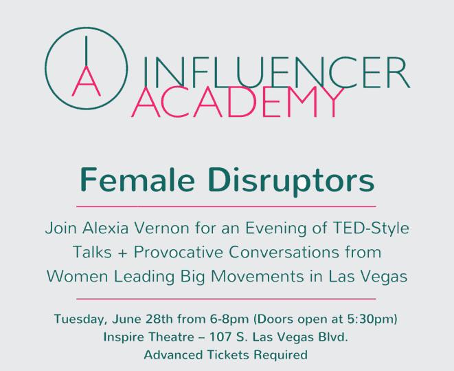 Female Disruptors header v6