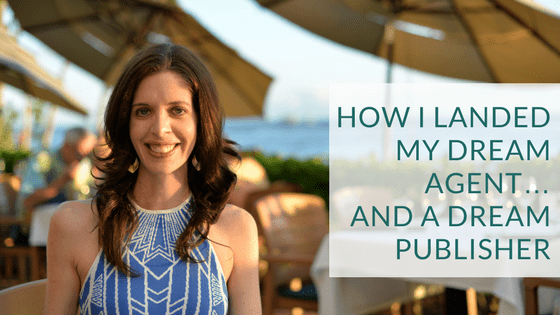 How to get a book deal - my 5 month journey