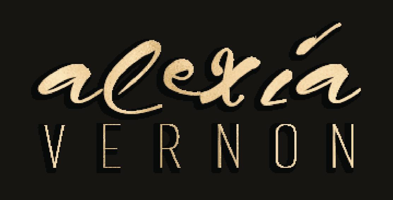 alexia vernon logo