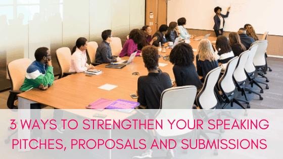 Discover how to get prospective clients, speaking bookers and decision makers to respond to your proposals, pitches and submissions and stop ghosting you.