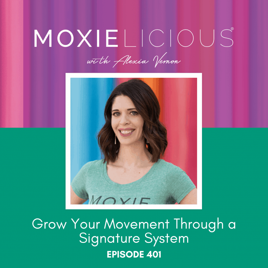 401: Grow your movement through a signature system